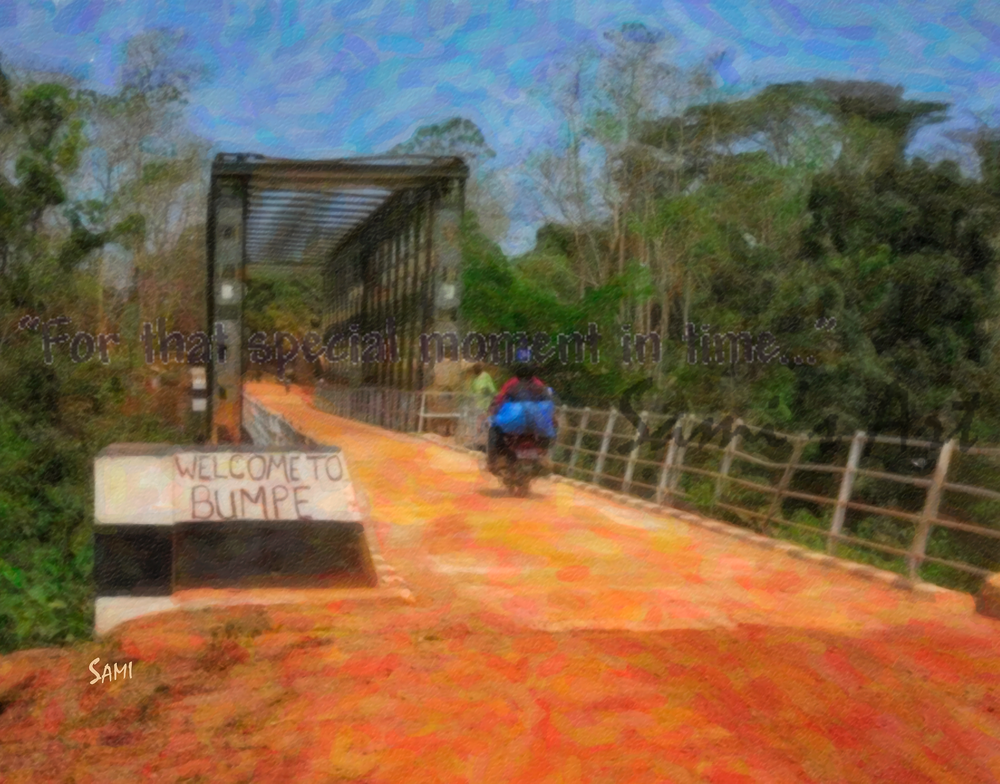 Bumpe Welcome - Sierra Leone