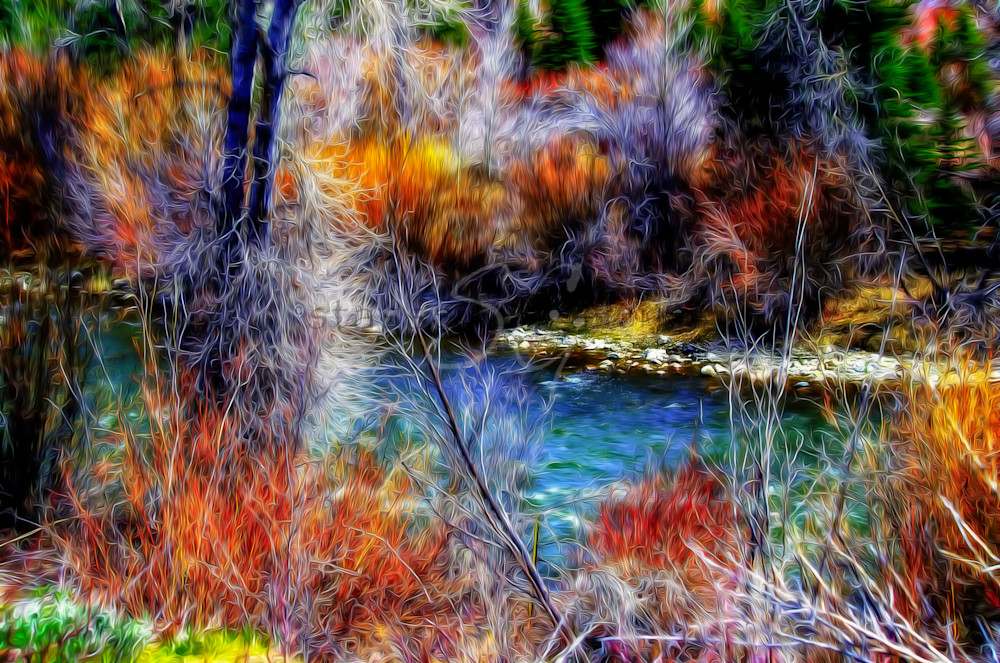 Crested Butte River