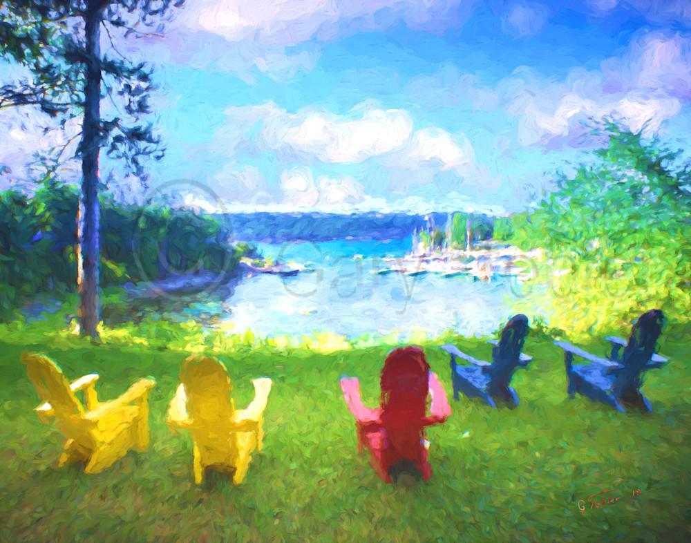 Basin Harbor Chairs