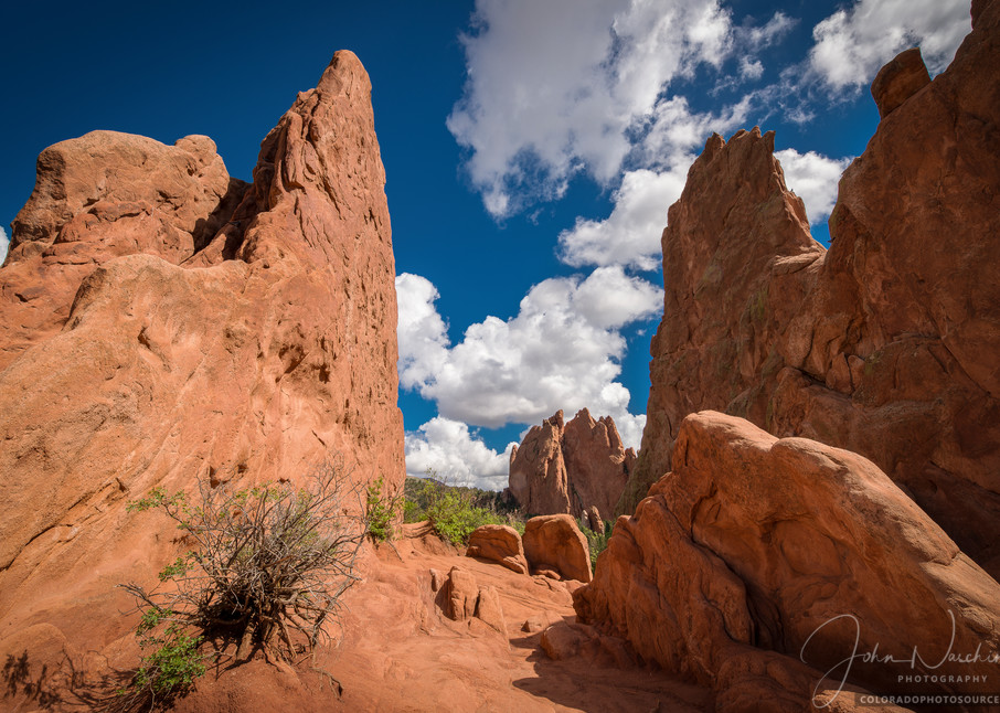 Colorado Springs Garden Of The Gods Rock Formations Photography Art | The Photography Alchemist, LLC
