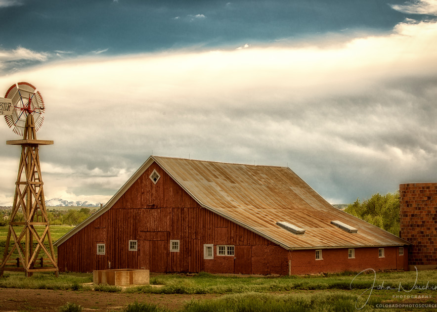 Photos of Historic Colorado Barn in Parker CO - Prints for Sale