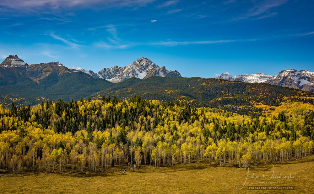 Mount Sneffels Range Colorado Landscape Photography Prints for Sale