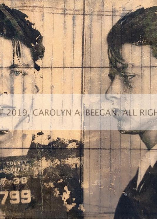 Sinatra No. 2, 2019 by artist Carolyn A. Beegan