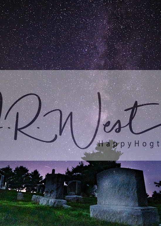 Milky Way #1 Photography Art | Happy Hogtor Photography