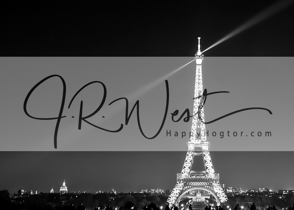 Eiffel At Night Photography Art   Happy Hogtor Photography