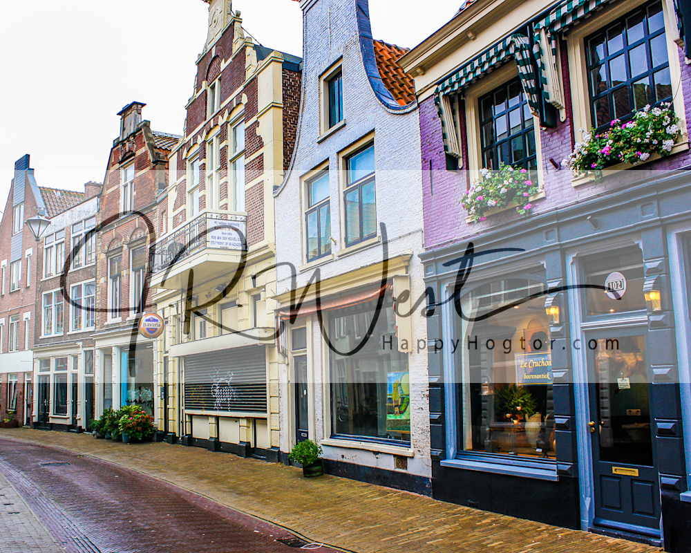 Shops Of Haarlem Photography Art | Happy Hogtor Photography