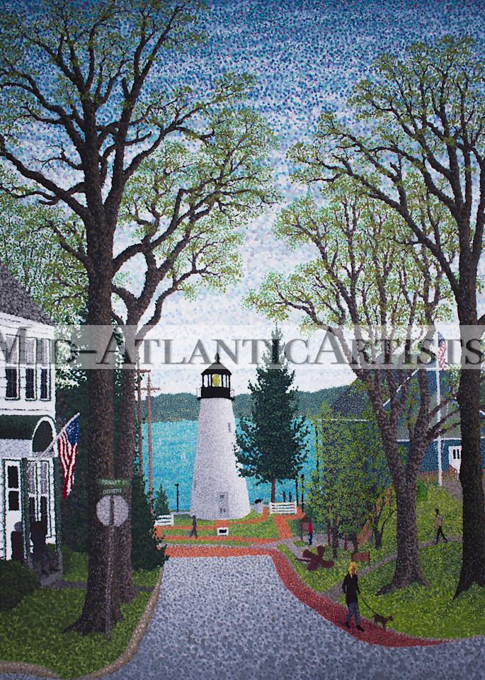 Michael Sweet Lighthouse