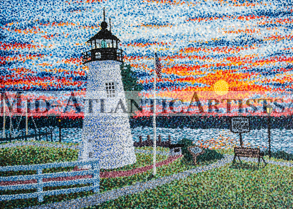 Concord Point Sunrise Print