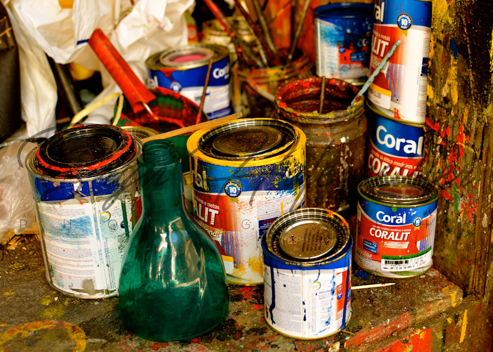 Paint for Toys | Travel Photos For Sale