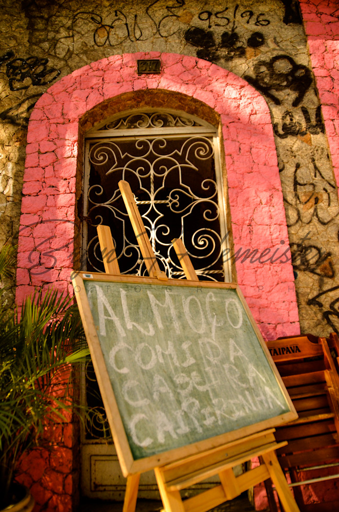 Lunch In Santa Teresa | Travel Photos For Sale