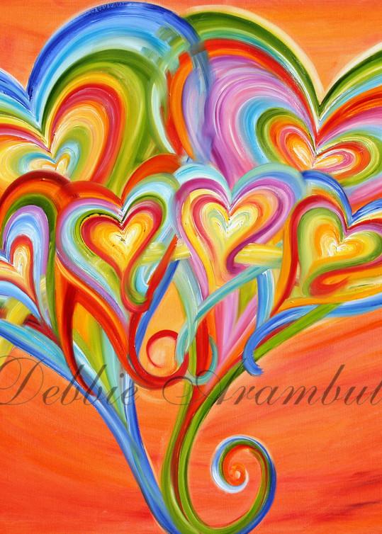 Intertwined Family Art | Heartworks Studio Inc