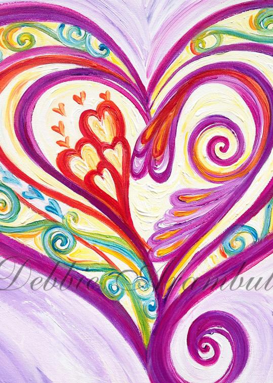 Angel Kisses Art | Heartworks Studio Inc