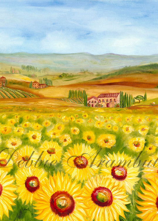 Regalo Del Girasole Art | Heartworks Studio Inc
