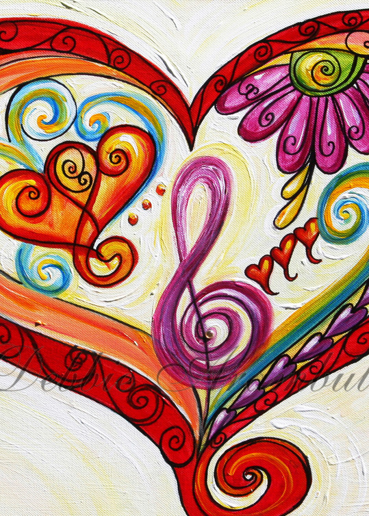 Soul's Rhythm Art | Heartworks Studio Inc