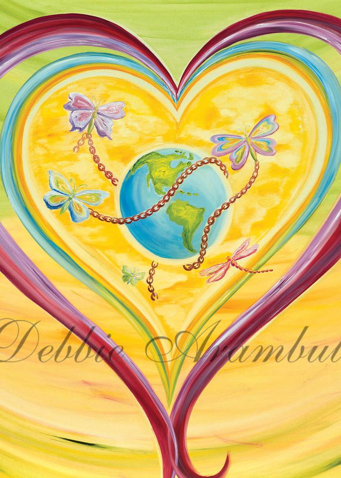 Open Hearted Art | Heartworks Studio Inc