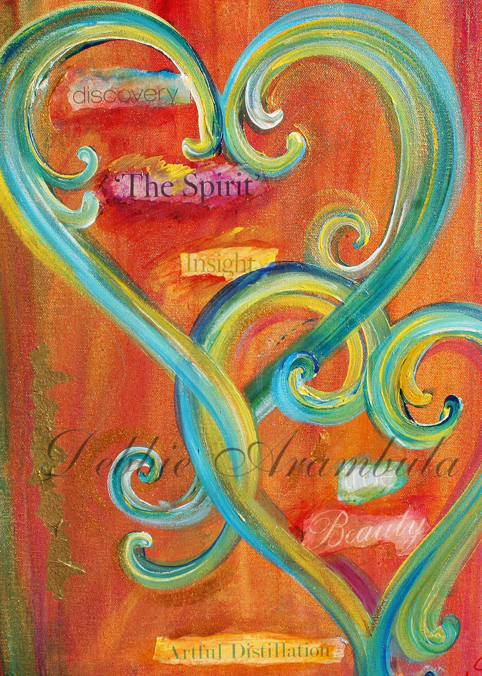 The Spirit Art   Heartworks Studio Inc