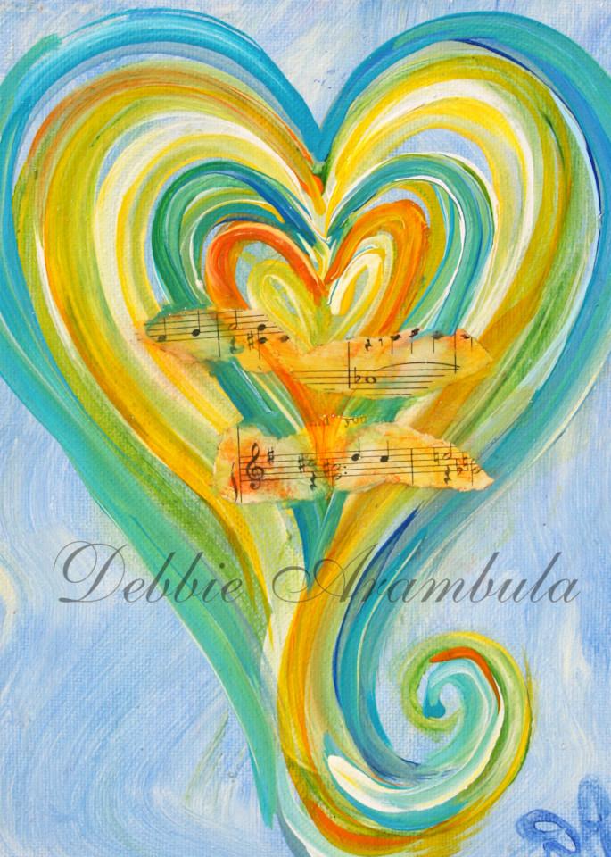 Songs In Blue Art | Heartworks Studio Inc