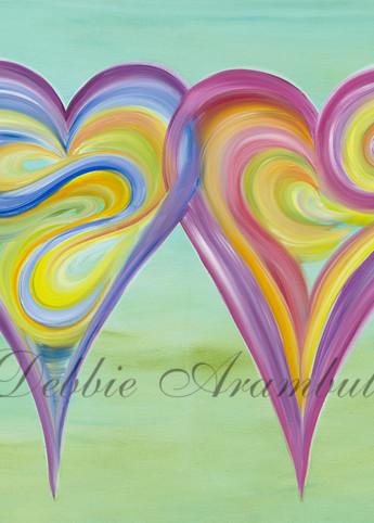 Family Love Art | Heartworks Studio Inc