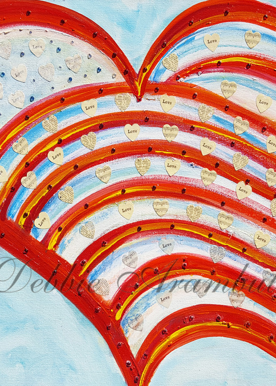 Brotherly Love Art | Heartworks Studio Inc