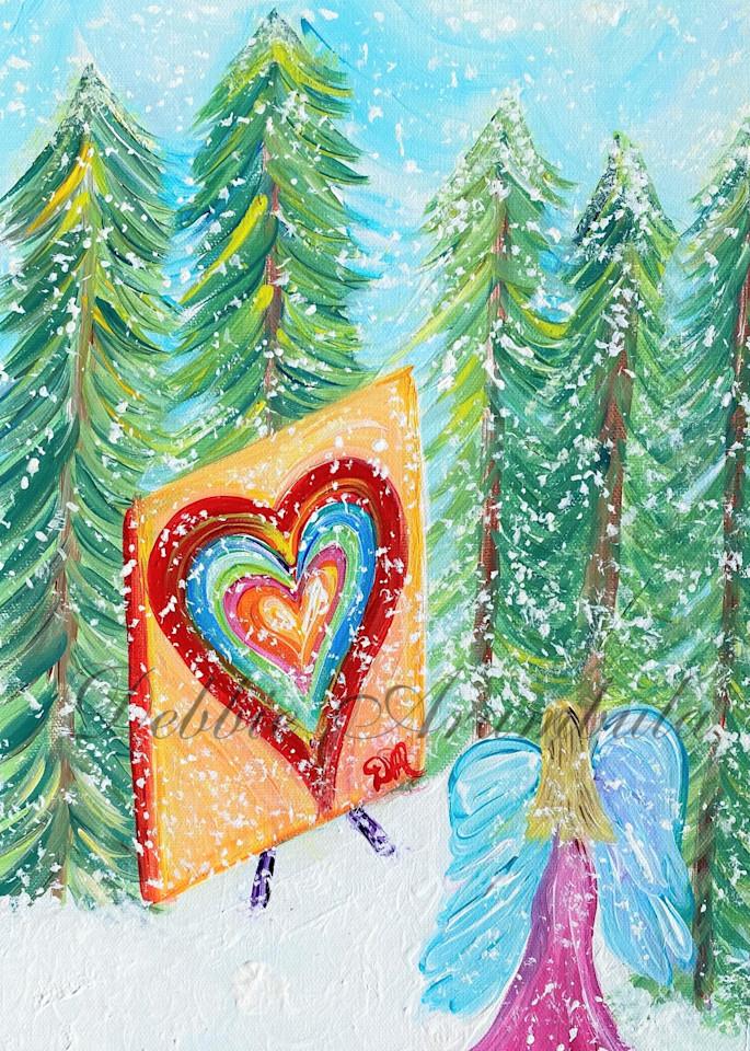 Angel Of Love  Art | Heartworks Studio Inc