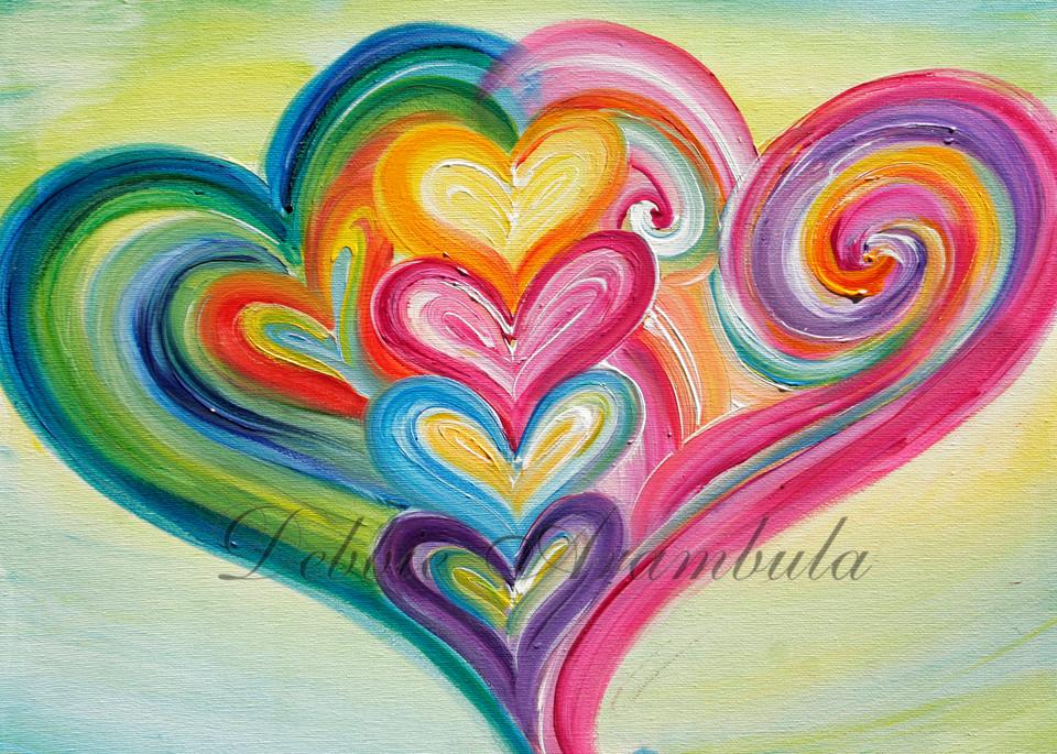 Cuddling Art | Heartworks Studio Inc