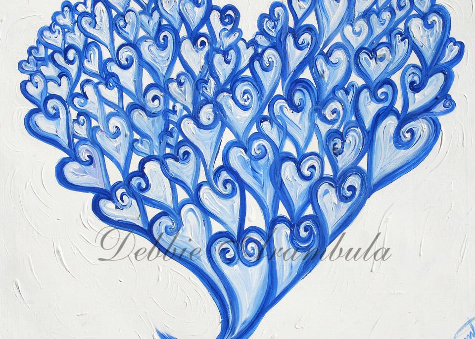 Family In Bloom Art | Heartworks Studio Inc