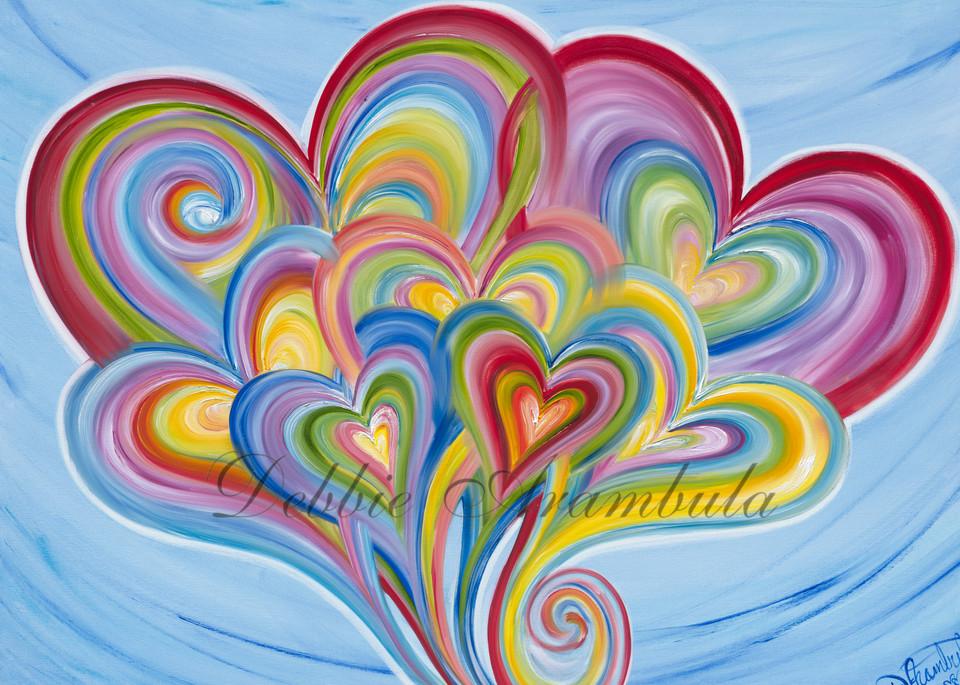 Interwoven Love Art | Heartworks Studio Inc