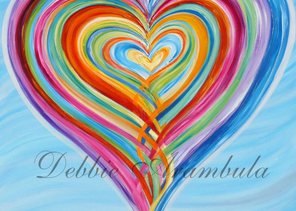 Inner Connection Art | Heartworks Studio Inc