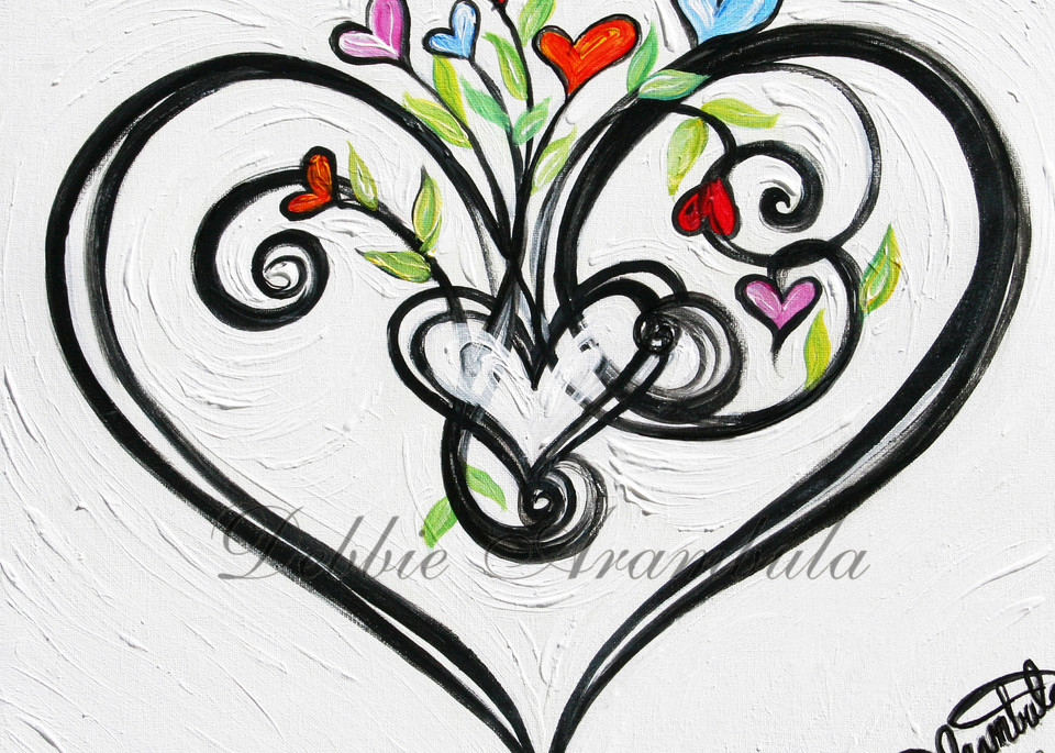 Abundance In Bloom Art | Heartworks Studio Inc