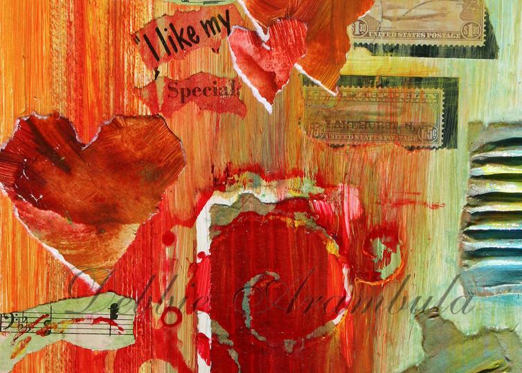 I Like My Love Notes Art | Heartworks Studio Inc