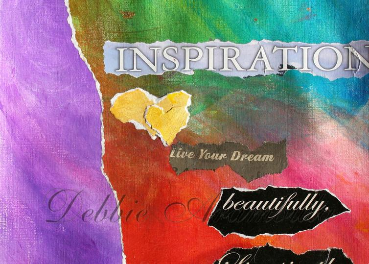 Live Your Dream Art | Heartworks Studio Inc