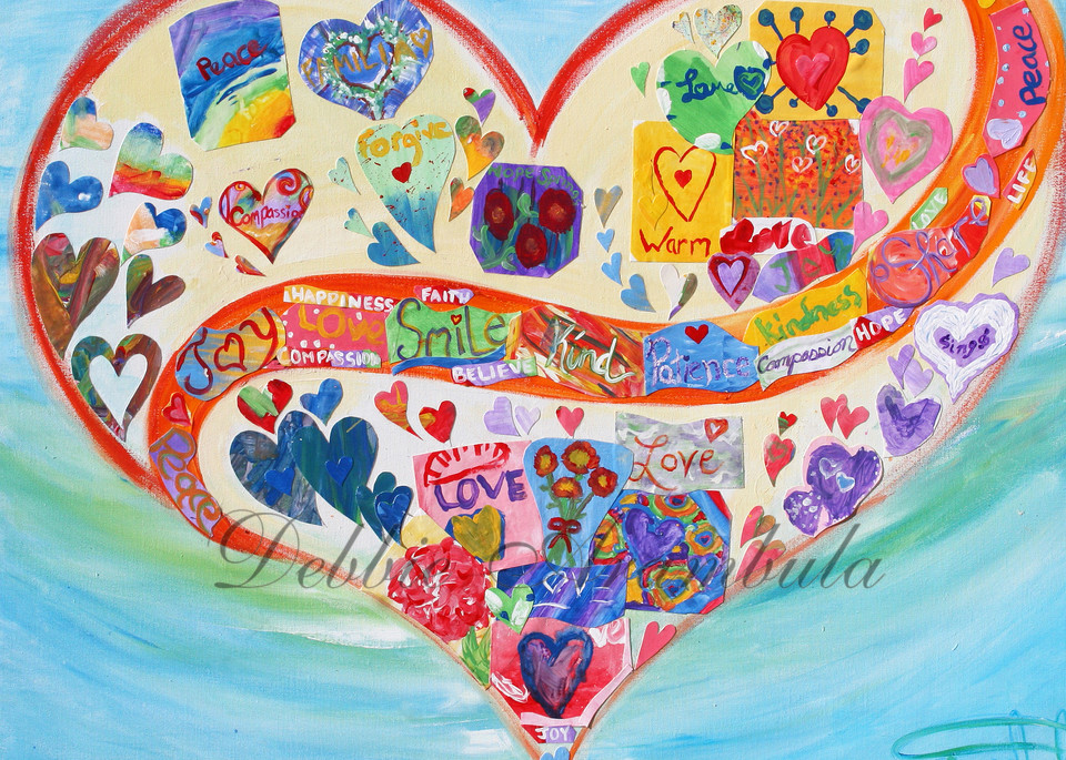 Hope Springs Art | Heartworks Studio Inc
