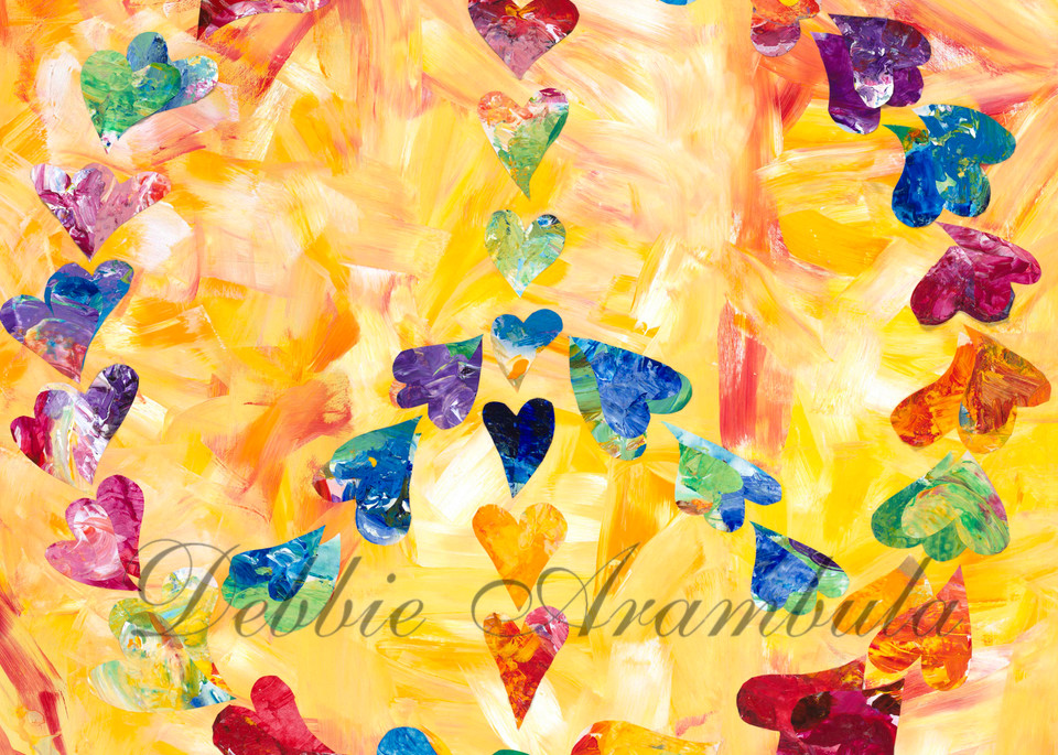 Peaces Of A Dream Art | Heartworks Studio Inc