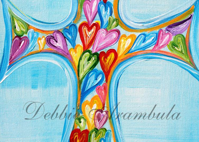 Cross My Heart Art | Heartworks Studio Inc