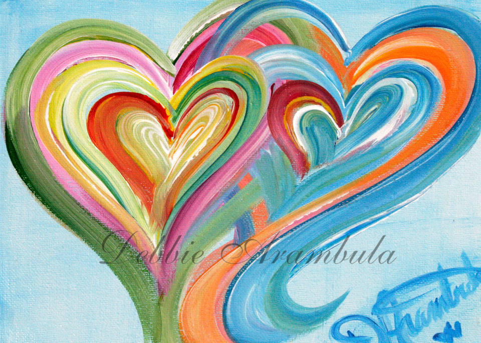 Best Friends Art   Heartworks Studio Inc