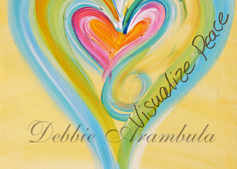Visualize Peace Art | Heartworks Studio Inc