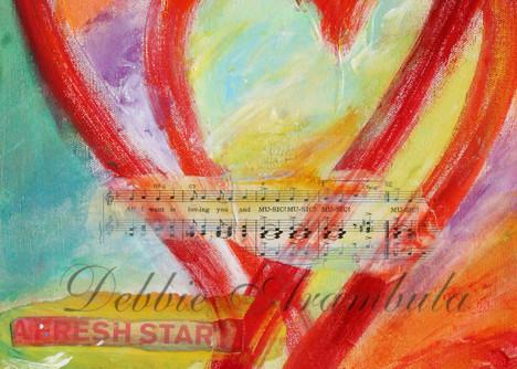 Fresh Start Art | Heartworks Studio Inc