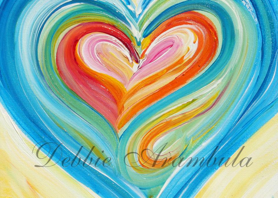 Beach Breeze 1 Art | Heartworks Studio Inc