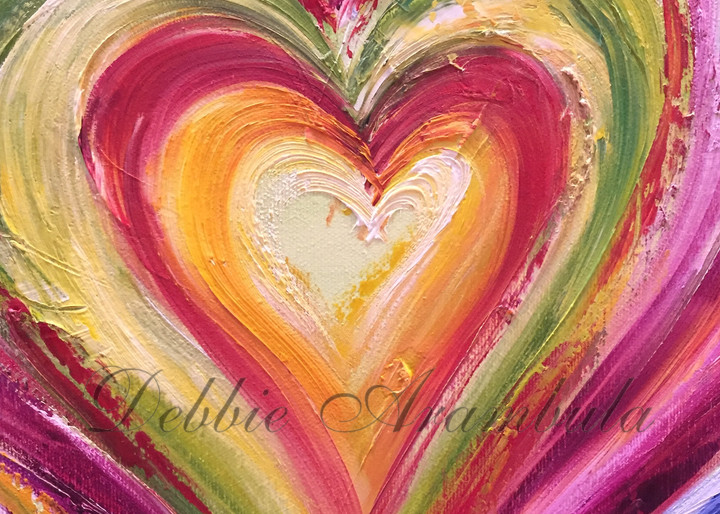 Shades Of Devotion Art   Heartworks Studio Inc