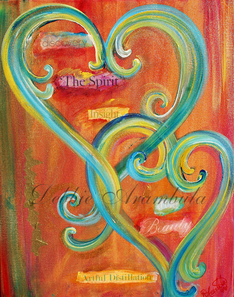 The Spirit Art | Heartworks Studio Inc