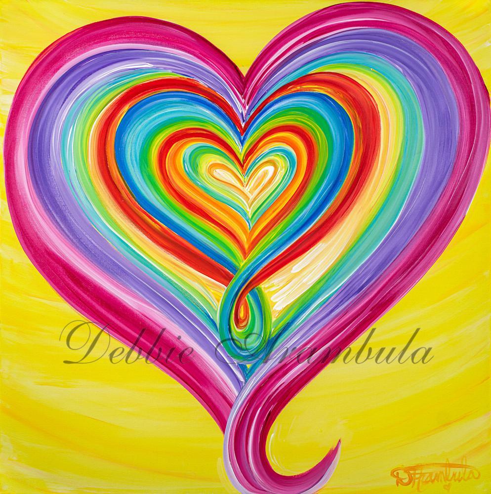 Soul Reflection Art | Heartworks Studio Inc