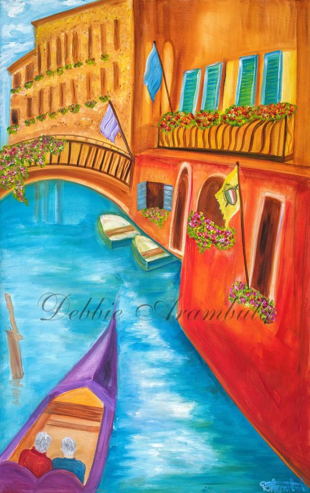 Romancing Venice Art | Heartworks Studio Inc
