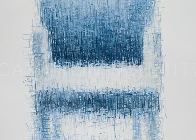 Listen XXIII oil on canvas