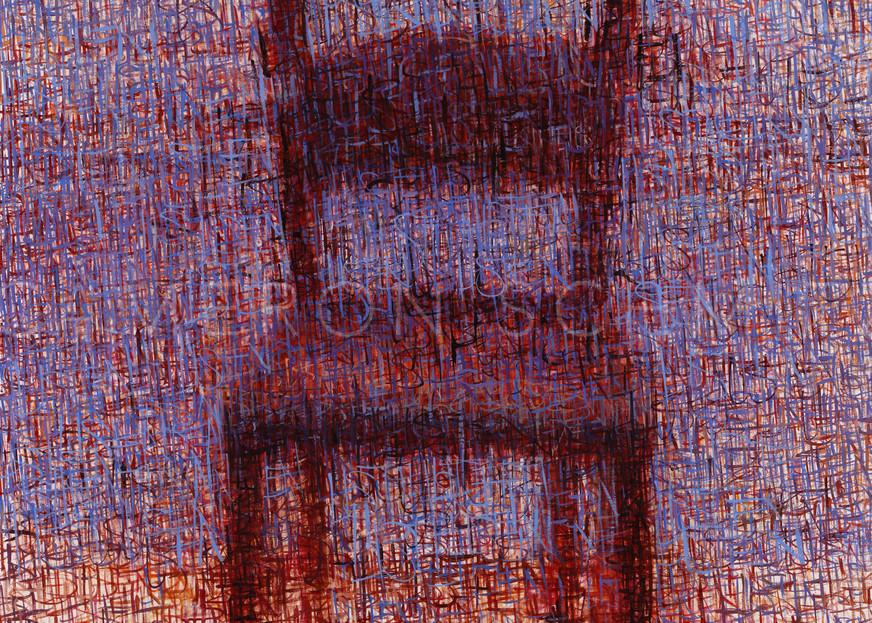 Listen XXII.II oil on canvas