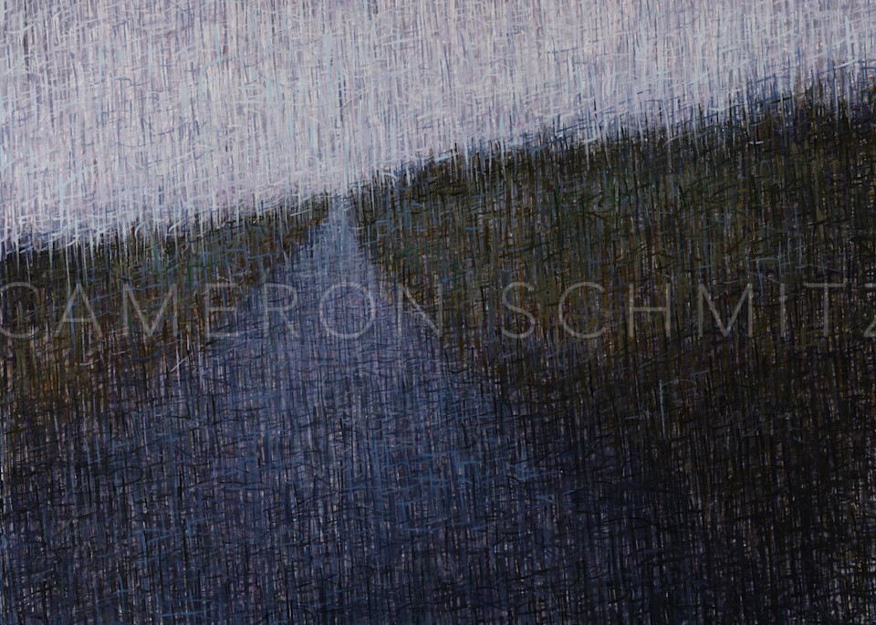 Here XI oil on canvas