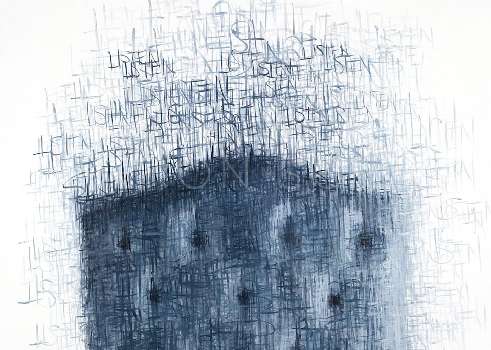 Listen Xiii.Iv Art | Cameron Schmitz Fine Art
