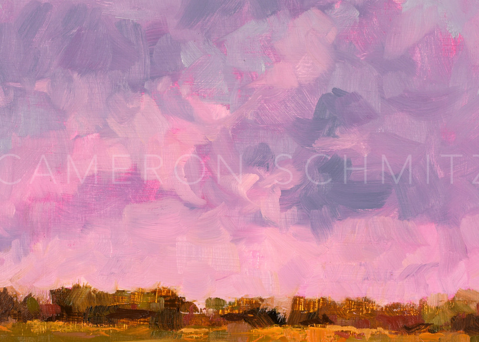The Expanse Within Fine Art Print by Cameron Schmitz