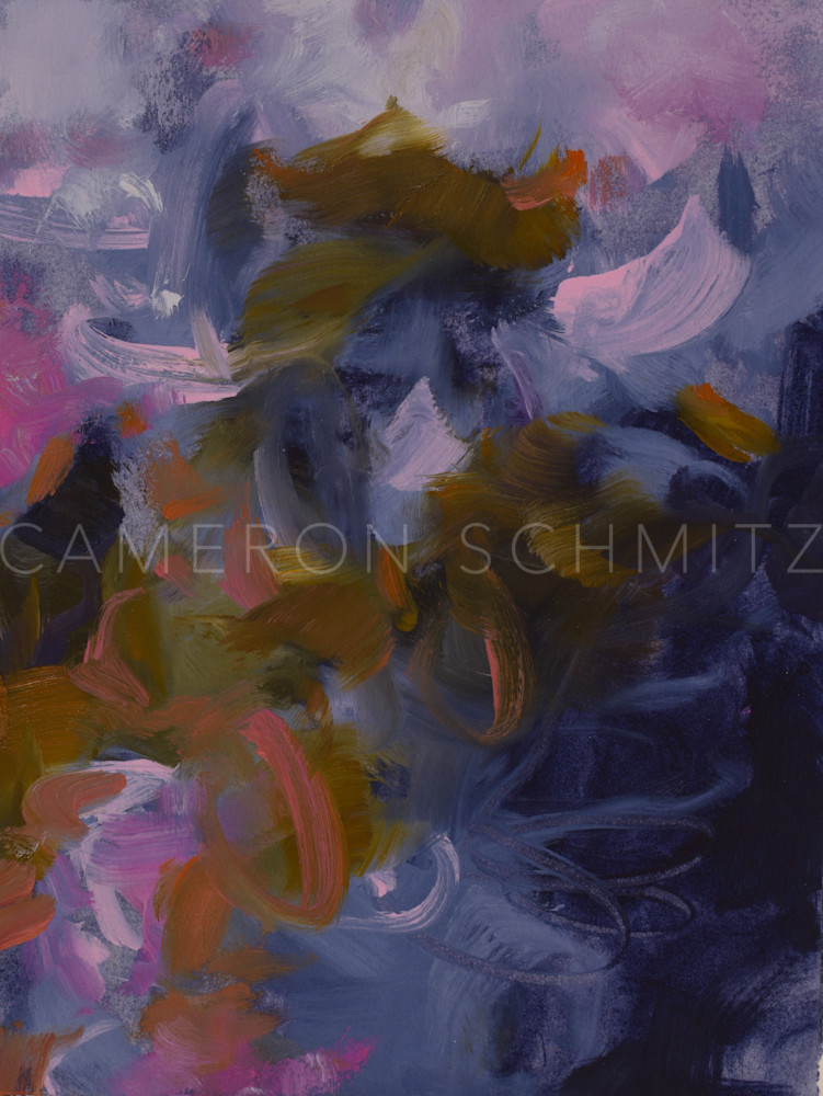 """Dawn's Awakening"", archival print"