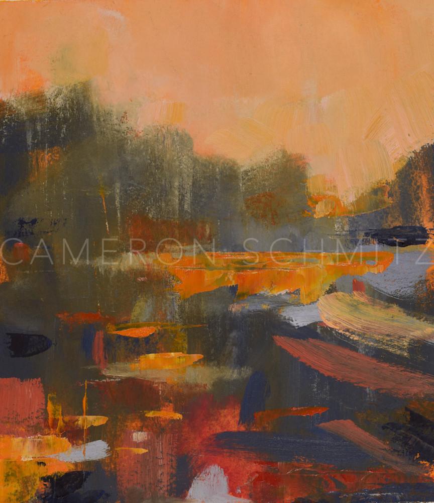 Autumn Reflections, Archival fine art print by Cameron Schmitz