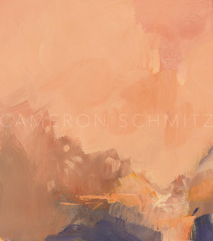 """Vast Dawning"" print by Cameron Schmitz"